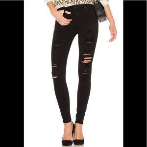 AGoldE Sophie Hi Rise Jeans